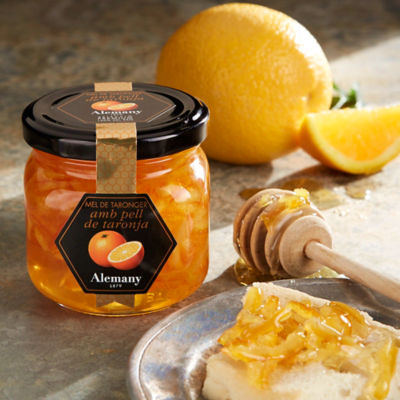 Azahar Honey with Valencia Orange Peel by Alemany