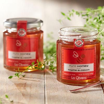 Thyme Blossom Honey by La Obrera