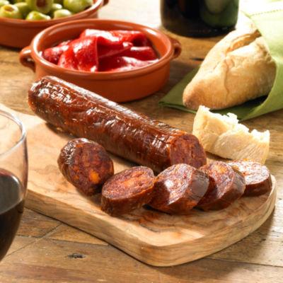 Mild Ibérico Longaniza Chorizo Sausage by Fermín