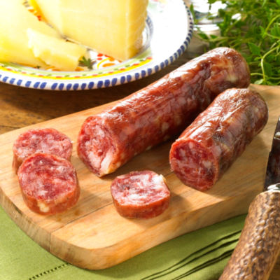 Ibérico Longaniza Salchichón Sausage by Fermín