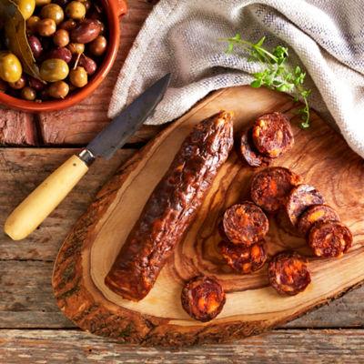 Spicy Ibérico Longaniza Chorizo Sausage by Fermín