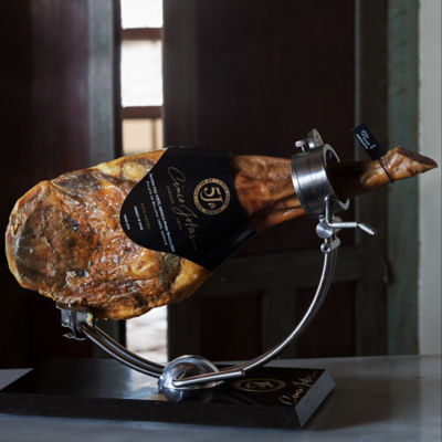 5J Bone-In Ibérico de Bellota Shoulder - FREE SHIPPING!