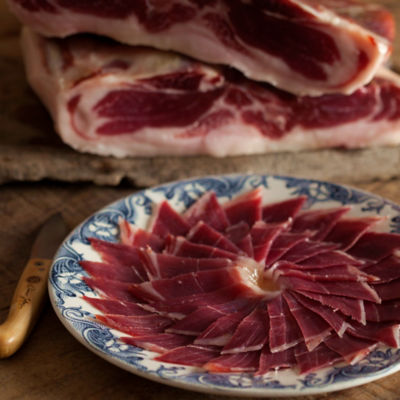 5J Boneless Ibérico de Bellota Shoulder - FREE SHIPPING!