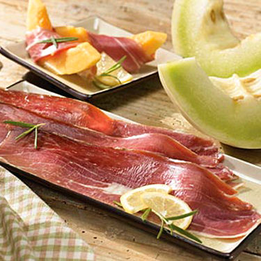 Sliced Surryano Virginia Ham