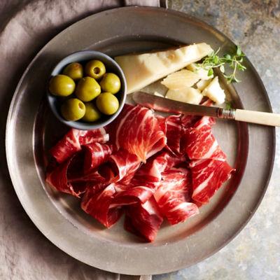 Sliced Jamón Ibérico by Peregrino