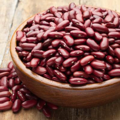 Frijol Rojo de Seda - Red Beans from El Salvador