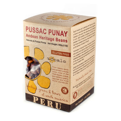 Pussac Punay Andean Heritage Beans by Zócalo Peru