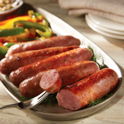 Argentina-Style Longaniza Grilling Sausage
