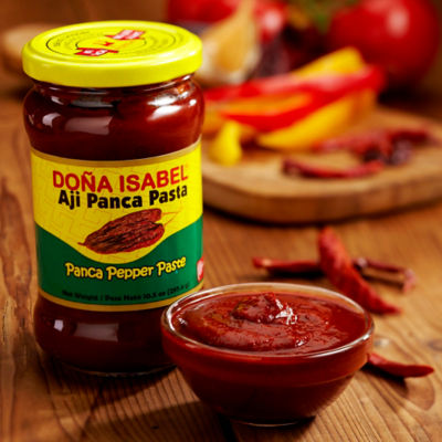 Aji Panca Pepper Paste from Peru