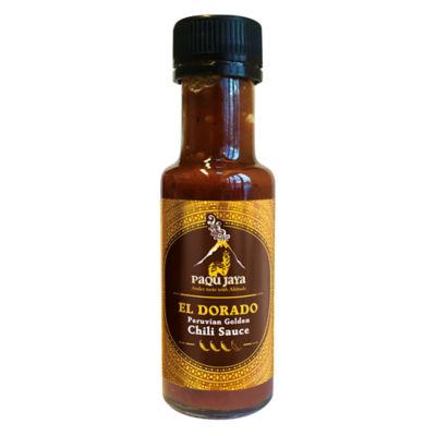Paqu Jaya 'El Dorado' Golden Chili Sauce from Peru
