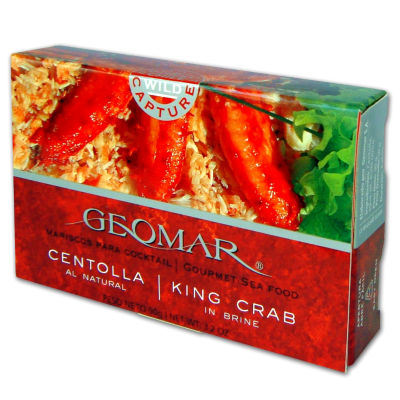Centolla - Antarctic King Crab from Chile by Geomar