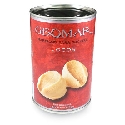 Locos - Whole Abalone from Chile by Geomar