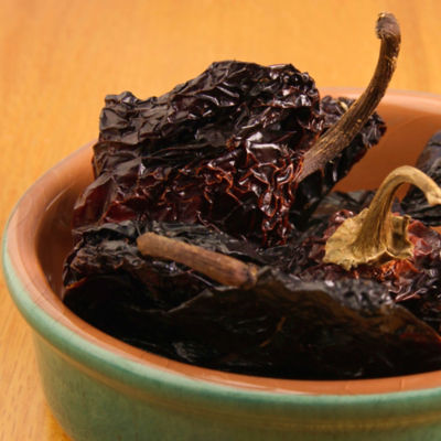Dried Ancho Chile Peppers from Mexico