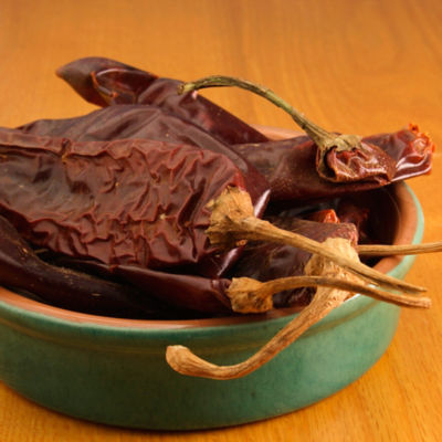 Dried Guajillo Peppers from Mexico