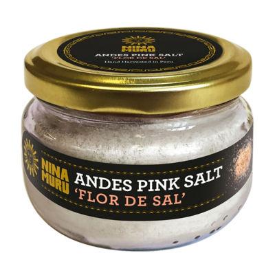 Andes Pink Salt by Nina Muru