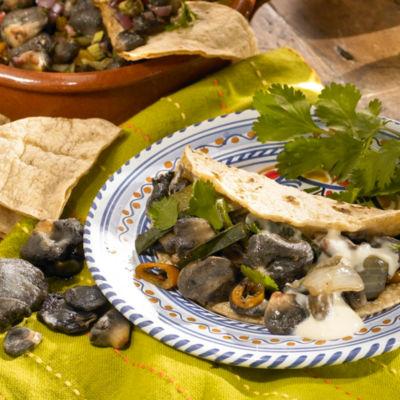 Huitlacoche - Mexican Corn Truffle