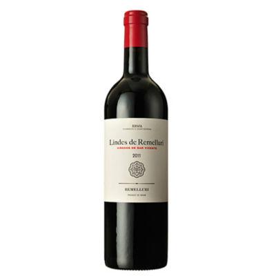 2011 Remelluri Rioja Lindes San Vicente
