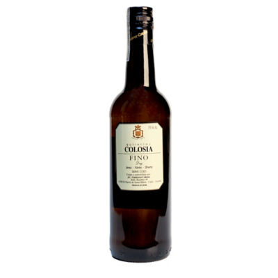 Bodegas Gutiérrez Colosia Fino Sherry