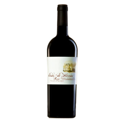 2009 Conde de Hervias Rioja Tempranillo