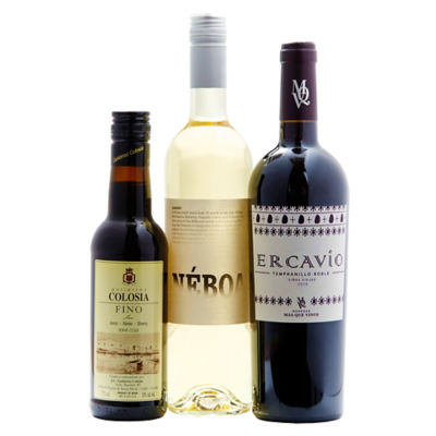 Spanish Celebration Wine Collection (3 Bottles)