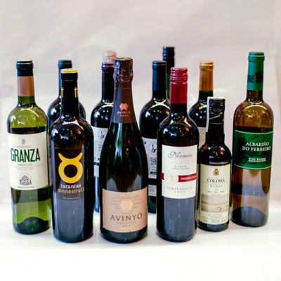 Ultimate Holiday Celebration Wine Collection (12 Bottles)