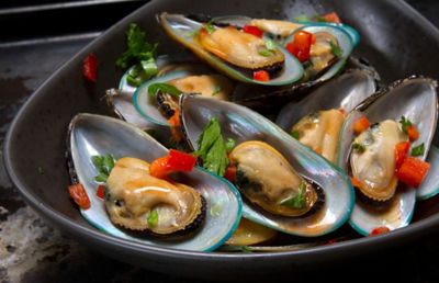 Mussels in Vinaigrette Recipe