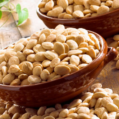 Roasted Gourmet Marcona Almonds by Peregrino (2.2 Pounds)