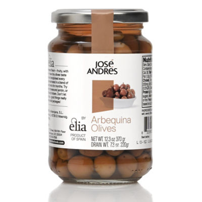 Arbequina Olives with Pits by José Andrés Foods