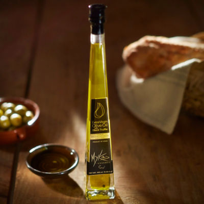 Black Truffle Infused Extra Virgin Olive Oil