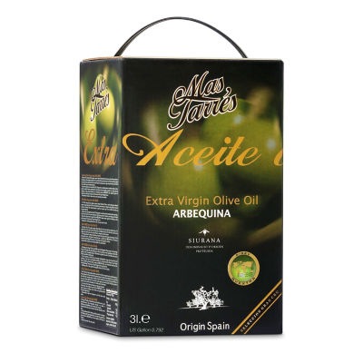 Mas Tarrés Extra Virgin Olive Oil (3 Liter Box)