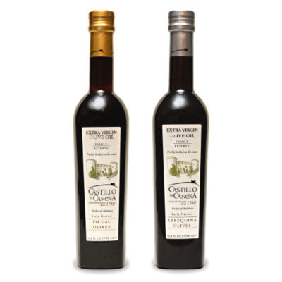 Duo of Castillo de Canena Extra Virgin Olive Oils