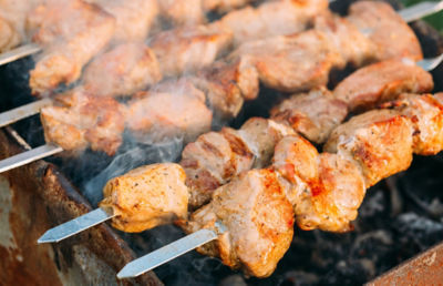 Pork Kebabs Recipe