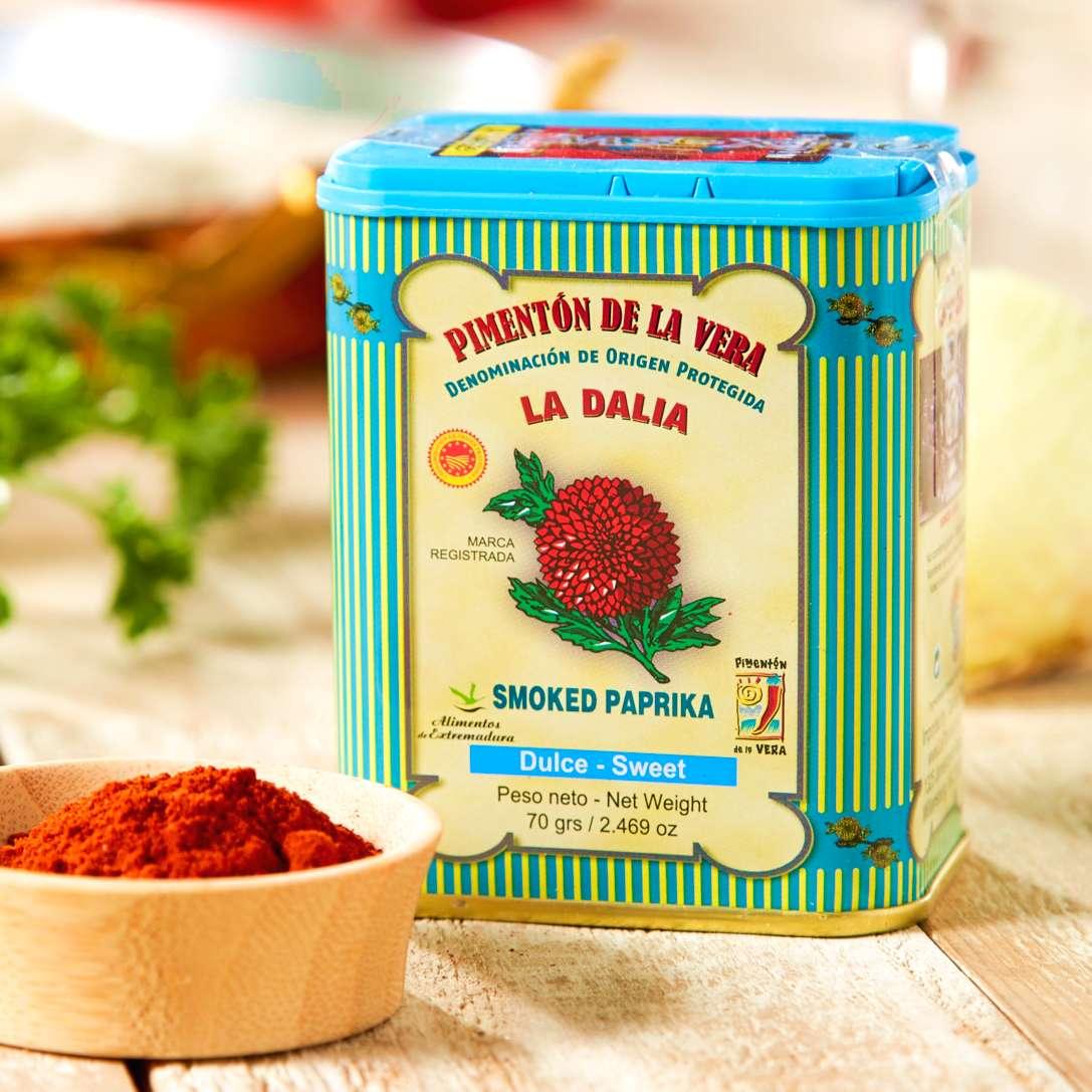 Shop Sweet Smoked Paprika by La Dalia Online | La Tienda