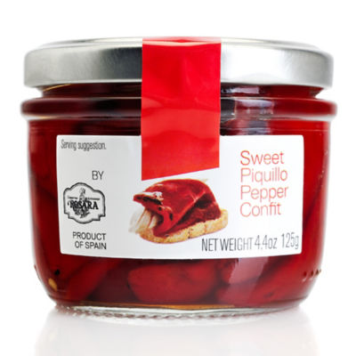 Sweet Piquillo Pepper Confit by José Andrés Foods