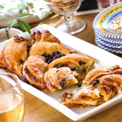 Trenza Mudejar de Teruel Pastry