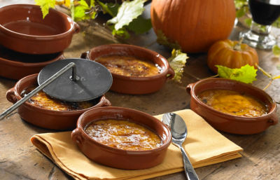 Pumpkin Crema Catalana Recipe