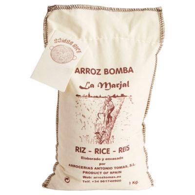Bomba Paella Rice by Santo Tomas