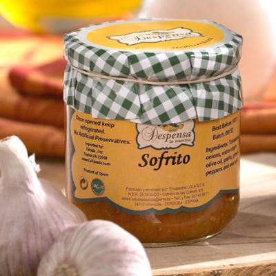 Artisan Sofrito Sauce for Paella