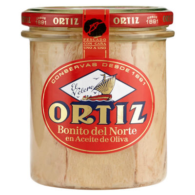 Bonito del Norte Tuna in Olive Oil (6.34 oz)