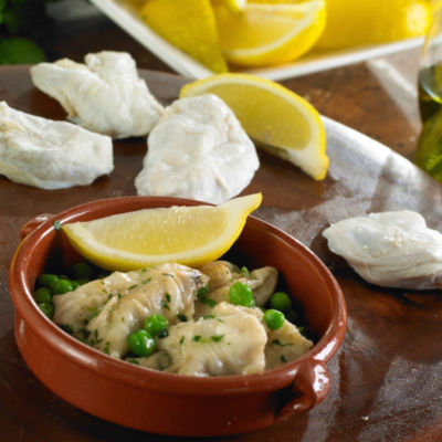 Cocochas de Bacalao - Cod Cheeks from the Basque Country
