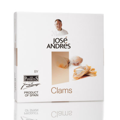 Galician Clams by José Andrés Foods