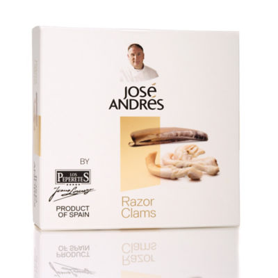 Razor Clams by José Andrés Foods