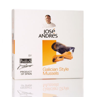 Galician Style Mussels by José Andrés Foods