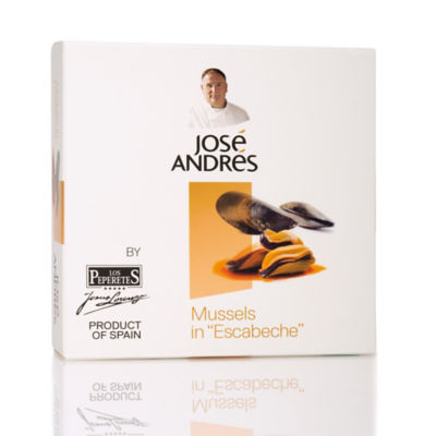Mussels in Escabeche Sauce by José Andrés Foods