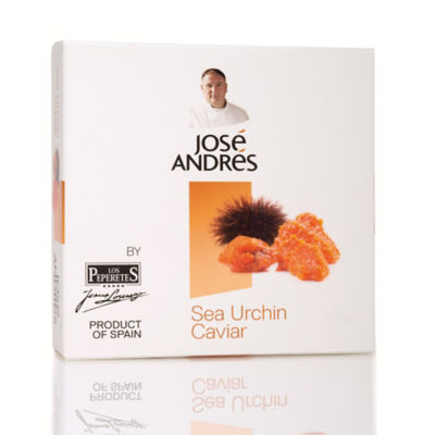 Sea Urchin Caviar by José Andrés Foods