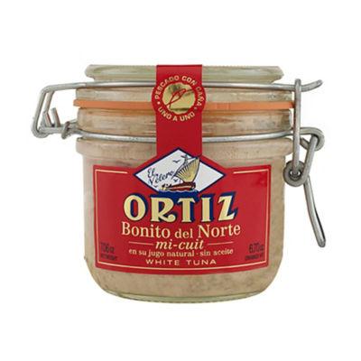Bonito del Norte Tuna Mi-Cuit by Ortiz