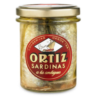 Sardines 'a la Antigua' by Ortiz