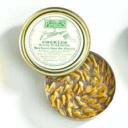 Berberechos de Carril 'Los Peperetes' - Premium Cockle Clams
