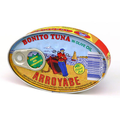 Bonito del Norte Tuna in Olive Oil by Arroyabe
