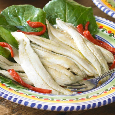 Boquerones in Olive Oil & Vinegar by Lorea
